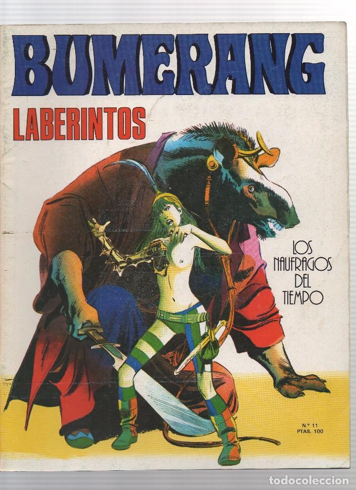 Cómics: BUMERANG DE EDITORIAL NUEVA FRONTERA - Foto 7 - 196007573