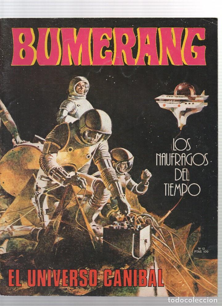Cómics: BUMERANG DE EDITORIAL NUEVA FRONTERA - Foto 8 - 196007573