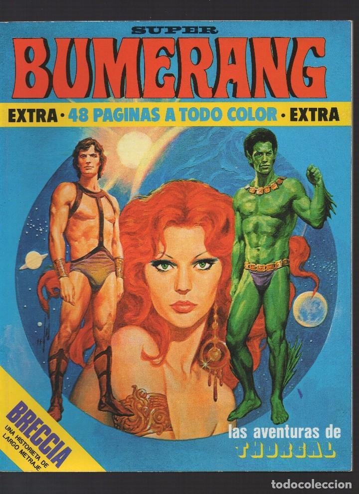Cómics: BUMERANG DE EDITORIAL NUEVA FRONTERA - Foto 10 - 196007573