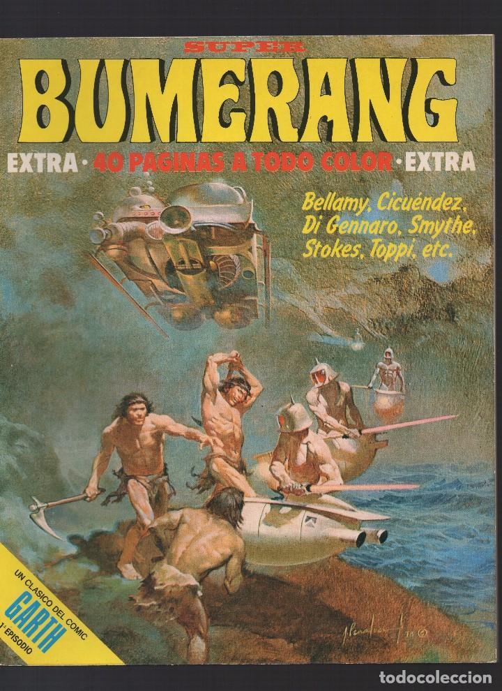Cómics: BUMERANG DE EDITORIAL NUEVA FRONTERA - Foto 11 - 196007573