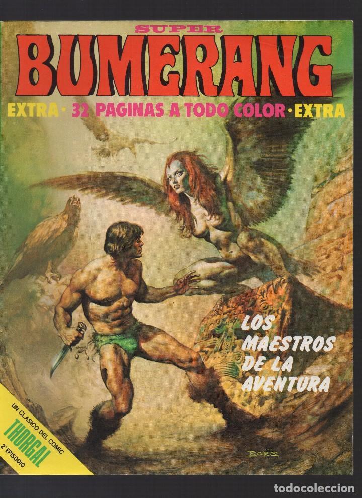 Cómics: BUMERANG DE EDITORIAL NUEVA FRONTERA - Foto 12 - 196007573