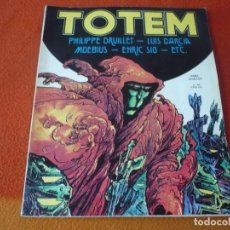 Cómics: TOTEM Nº 20 ( MOEBIUS SIO DRUILLET ) ¡BUEN ESTADO! TOUTAIN NUEVA FRONTERA. Lote 196648968