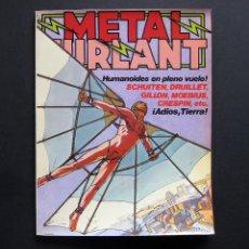 Cómics: METAL HURLANT Nº 4. Lote 196887265