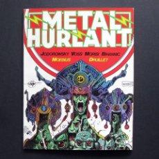 Cómics: METAL HURLANT Nº 12. Lote 196887361