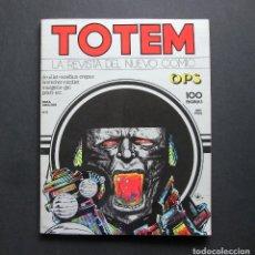 Cómics: TOTEM. LA REVISTA DEL NUEVO CÓMIC Nº 6. Lote 196983800