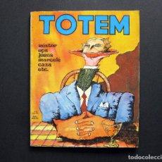 Cómics: TOTEM. LA REVISTA DEL NUEVO CÓMIC Nº 12. Lote 196984273