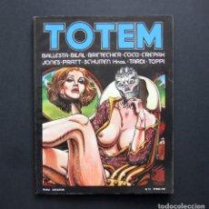 Cómics: TOTEM. LA REVISTA DEL NUEVO CÓMIC Nº 17. Lote 196984436