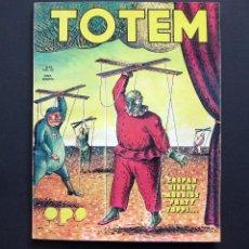 Cómics: TOTEM. LA REVISTA DEL NUEVO CÓMIC Nº 19. Lote 196984517