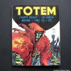 Cómics: TOTEM. LA REVISTA DEL NUEVO CÓMIC Nº 20. Lote 196984555