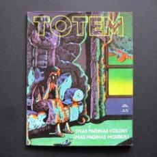 Cómics: TOTEM. LA REVISTA DEL NUEVO CÓMIC Nº 22. Lote 196984622