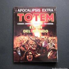 Cómics: TOTEM EXTRA Nº 7 – ¡APOCALIPSIS EXTRA! EL FIN DEL MUNDO. Lote 197042951