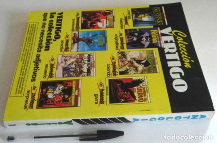 Cómics: ANTOLOGÍA 1 VÉRTIGO NÚMEROS 1 2 3 4 CÓMIC PARA ADULTOS ED. ESP. DE PILOTE ESPECIAL MANARA GOETZINGER - Foto 14 - 197231586
