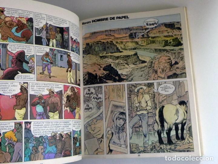 Cómics: ANTOLOGÍA 1 VÉRTIGO NÚMEROS 1 2 3 4 CÓMIC PARA ADULTOS ED. ESP. DE PILOTE ESPECIAL MANARA GOETZINGER - Foto 9 - 197231586