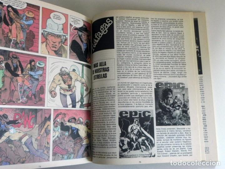 Cómics: ANTOLOGÍA 1 VÉRTIGO NÚMEROS 1 2 3 4 CÓMIC PARA ADULTOS ED. ESP. DE PILOTE ESPECIAL MANARA GOETZINGER - Foto 11 - 197231586