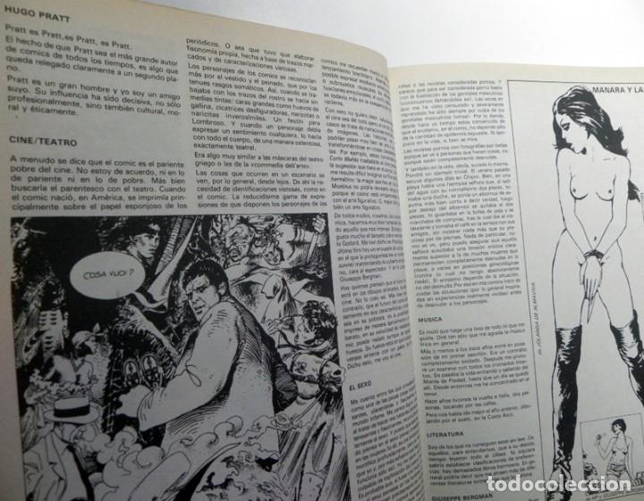 Cómics: ANTOLOGÍA 1 VÉRTIGO NÚMEROS 1 2 3 4 CÓMIC PARA ADULTOS ED. ESP. DE PILOTE ESPECIAL MANARA GOETZINGER - Foto 4 - 197231586