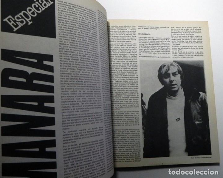 Cómics: ANTOLOGÍA 1 VÉRTIGO NÚMEROS 1 2 3 4 CÓMIC PARA ADULTOS ED. ESP. DE PILOTE ESPECIAL MANARA GOETZINGER - Foto 3 - 197231586