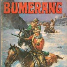 Comics: BUMERANG. Nº 13. EDITORIAL NUEVA FRONTERA. (P/B6). Lote 197908486