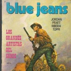 Comics: BLUE JEANS. Nº 12. LOS GRANDES DEL CÓMIC. EDITORIAL NUEVA FRONTERA. (P/B6). Lote 197911538