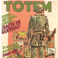 Comics: TOTEM. Nº 55. NUEVA FRONTERA. (P/B4). Lote 198118951