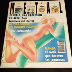 Comics: METAL LA VIDA SEXUAL DEL HOMBRE ELÁSTICO . Lote 198155257