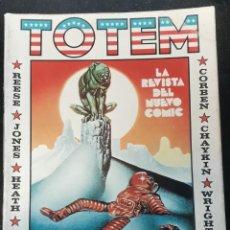 Comics : COMIC NUEVA FRONTERA TOTEM ESPECIAL USA 1 CORBEN WOOD WRIGHTSON . Lote 199263070