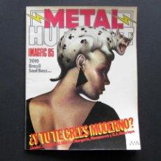Comics: METAL HURLANT Nº 35. Lote 199631173