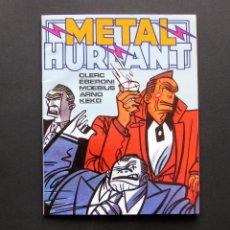 Comics: METAL HURLANT Nº 36. Lote 199631263