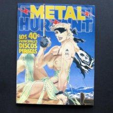 Comics: METAL HURLANT Nº 38. Lote 199631543