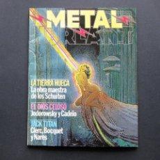 Comics: METAL HURLANT Nº 40. Lote 199631593