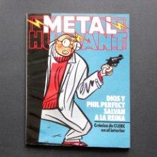 Comics: METAL HURLANT Nº 43. Lote 199631735
