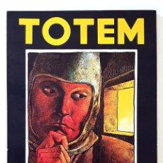 Fumetti: TOTEM Nº4 - LA REVISTA DELNUEVO COMIC - NUEVA FRONTERA - AÑO 1977 - MUY BUEN ESTADO . Lote 199957618