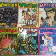 Cómics: VERTIGO EDICION ESPAÑOLA NUMEROS 1,2,3,4,5,11. Lote 201670677
