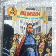 Cómics: SIMON EL HOMBRE DE LOS RIOS 2. Lote 201794096