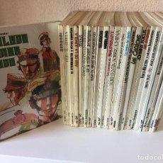 Cómics: TOTEM BIBLIOTECA COMPLETA 27 TOMOS - NUEVA FRONTERA - 1980 - ¡MUY BUEN ESTADO!. Lote 202885661