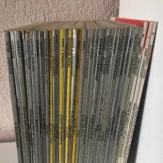 Cómics: COLECCIÓN HUMANOIDES COMPLETA 32 TOMOS + ALEF THAU 6 AL 8 - METAL HURLANT - 1980 - ¡COMO NUEVA!. Lote 204078566