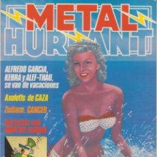Cómics: CÓMIC ` METAL HURLANT ´ Nº 17 ED. NUEVA FRONTERA 1981. Lote 204085163