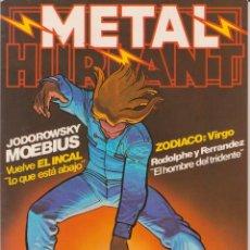 Cómics: CÓMIC ` METAL HURLANT ´ Nº 18 ED. NUEVA FRONTERA 1981. Lote 204085245