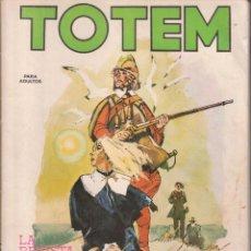 Cómics: CÓMIC ` TOTEM ´ Nº 5 ED. NUEVA FRONTERA 1977. Lote 204087747