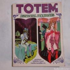 Comics : TOTEM. ESPECIAL MUJERES. EXTRA N° 2, 1977. EDITORIAL NUEVA FRONTERA.. Lote 204217212