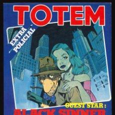 Fumetti: TOTEM EXTRA - NUEVA FRONTERA / NÚMERO 14 (EXTRA POLICIAL). Lote 204219728