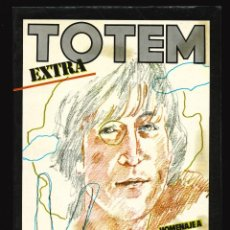 Fumetti: TOTEM EXTRA - NUEVA FRONTERA / NÚMERO 15 (HOMENAJE A JOHN LENON). Lote 204219882