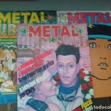 Comics : PACK 3 COMICS METAL HURLANT / SEV2020. Lote 204278606