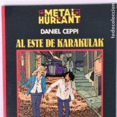 Cómics: METAL HURLANT COLECCIÓN NEGRA N°4. Lote 205516537