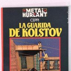Cómics: METAL HURLANT COLECCIÓN NEGRA N°6. Lote 205517268