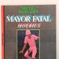 Cómics: METAL HURLANT COLECCIÓN NEGRA N°15. Lote 205521945