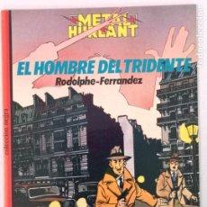 Cómics: METAL HURLANT COLECCIÓN NEGRA N°22. Lote 205522908