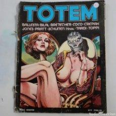 Cómics: TOTEM. N° 17.. Lote 207083573