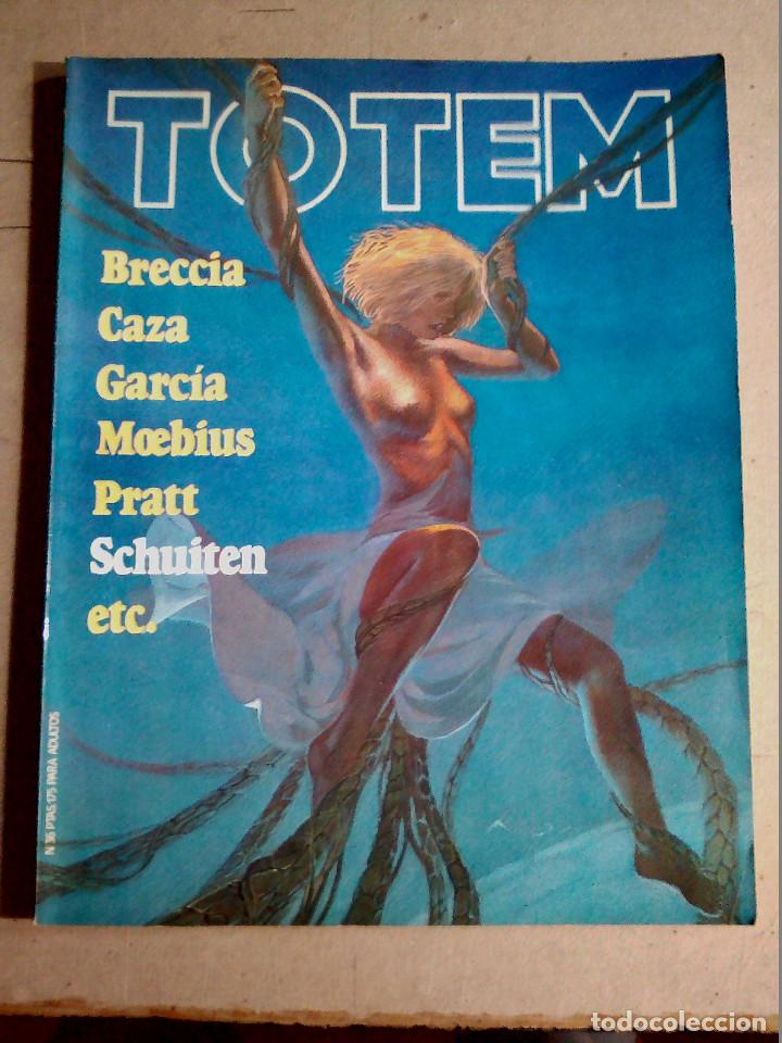 COMIC TOTEM Nº 36 (Tebeos y Comics - Nueva Frontera)