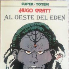 Cómics: AL OESTE DEL EDEN HUGO PRATT. Lote 209823268