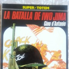 Cómics: LA BATALLA DE IWO JIMA GINO D'ANTONIO. Lote 209823608